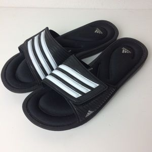 Adidas Fitfoam Comfort Footbed Sandals 8